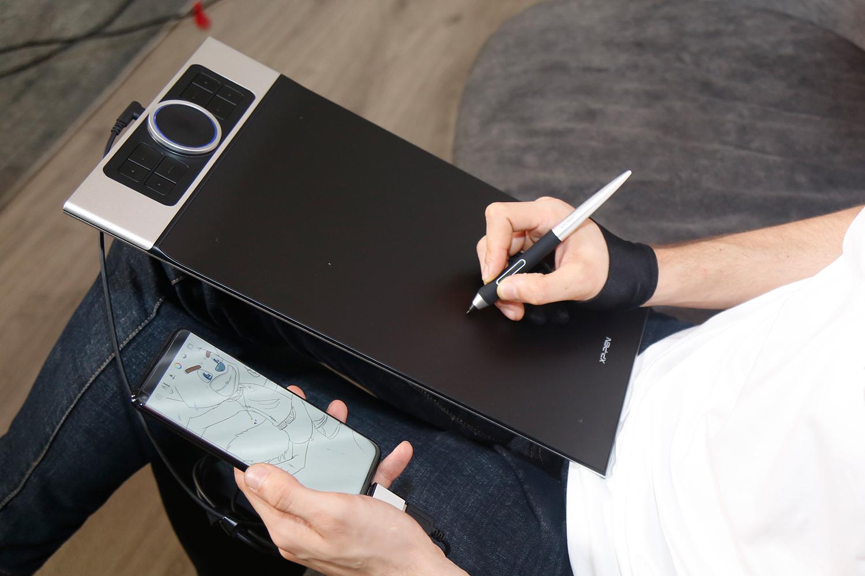 xppen deco pro drawing tablet-XP PEN UK Official Store